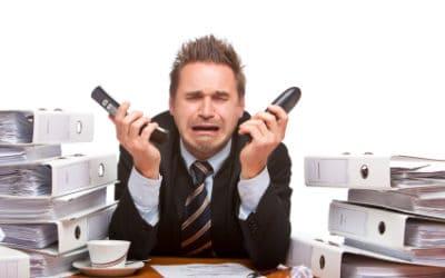 SYMPTÔMES DU STRESS: INSOMNIE, FATIGUE